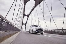 Dienstwagen-Besteuerung: Outlander Plug-in Hybrid* profitiert von geringerem Steuersatz