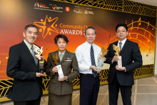 Community Chest Pinnacle Award Recognises Panasonic's Efforts in Helping the Less Fortunate