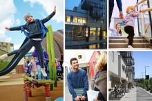 Publik hotspot i Partille får kommunens byggpris 2017