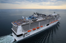 Marlink: Marlink providing record breaking 300 Mbps broadband for MSC Cruises