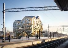 Utopia ritar Nordens mest hållbara kontorsbyggnad