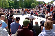 Mayo Boule Festival -Sveriges största boulefest