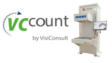 VCcount presents two new XRHCount features and launches Worry-free Counting package at productronica
