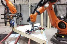 Högskolan deltar i satsning på testmiljö för industriell trätillverkning