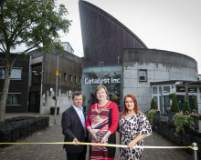Mid and East Antrim's Innovation Centre 'a Catalyst for knowledge-economy expansion'