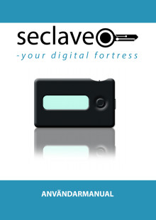 Seclave User Manual