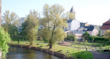 Tyréns donerar lekskulpturer till Strömparkens invigning