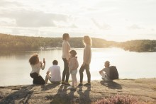 Tre storsatsar på familjen