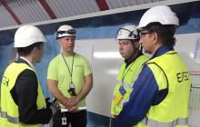 Eitech har genomfört säkerhetsvecka tillsammans med övriga verksamheter inom VINCI Energies