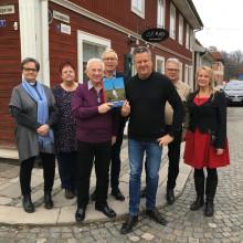 Ny bok om Linde bergslags församling i dåtid, nutid och framtid