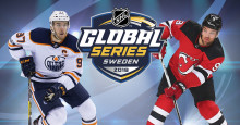 SISTA CHANSEN FÖR NHL-MATCHEN I GÖTEBORG LÖRDAG 6 OKTOBER!