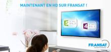 France 4 et France 5 dès à présent en HD sur FRANSAT