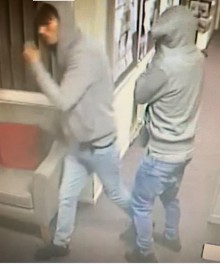 CCTV released following two burglaries in Portsmouth