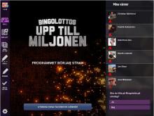 Hello There utvecklar app till BingoLottos nya frågesport-program