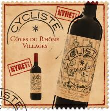 Högsta växel för Cycliste Côtes du Rhône Villages - nu i ordinarie sortiment!