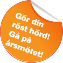 Årsmöte 2017, Avd. Gävleborg