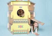 Smurfit Kappa lanserar nya hållbara ekolife-leksaker lagom till jul