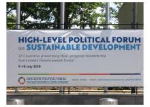SLU deltar under FN-toppmöte i New York