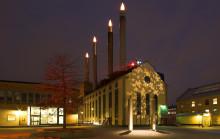 Världens största adventsljusstake lyser snart upp Norrköping igen!