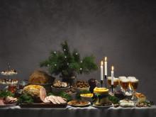 Världspremiär för Tina Nordströms Ramlösasill på IKEAs julbord