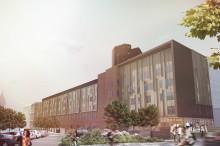 Skanska bygger ut S:t Görans sjukhus i Stockholm för cirka 1,3 miljarder kronor