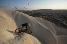 Mountainbike i Cappadocia