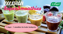 Supersmoothies som er bra for magen