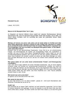 """Warum ich für Bowspirit Kids """"all in"""" ging - Langfassung"""