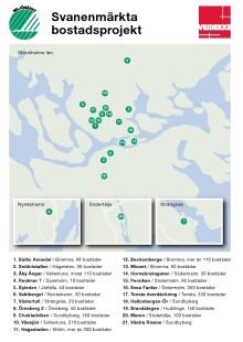 Svanenmärkta flerbostadshus en lönsam affär – sju av tio svenskar positiva
