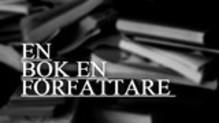 UR presenterar boken Jäkla Människa i programmet En bok, en författare