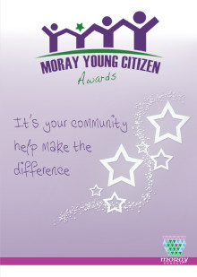 10 years of celebrating Moray's Young Citizens