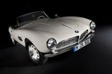 Sjeldne BMW-modeller på eksklusivt Norgesbesøk
