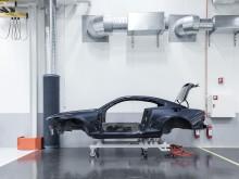 De första Polestar 1 prototypbilarna inleder produktionen