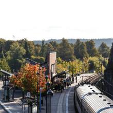Steg mot fler tågresor och bostäder i Stockholm-Mälarregionen