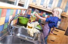 Undvik matfett i avloppet