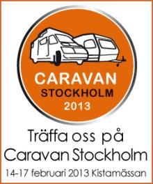 Del Monte till Caravan Stockholm