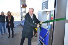 Statoil inviger Upplands Väsbys första fordonsgasanläggning