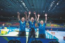 Svenska VM-truppen till Para lag-VM