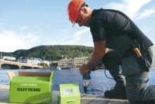 Ny kraftfull CorrSeal-behandlad träskruv från ESSVE