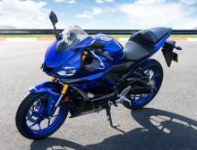 「YZF-R25/ABS」をマイナーチェンジ 若年層に人気のスーパースポーツ、レースマシンイメージの新デザインを採用