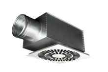 New ceiling diffuser and plenum box from Swegon
