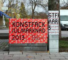 Konstfacks julmarknad 2013