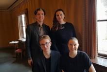 Kulturstipendiat till Lindesberg med operaföreställning