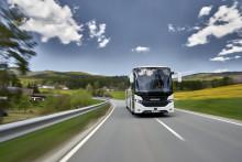 Scania introducerer verdens første langdistance bus med alternativt brændstof