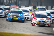 Honda-seger på Sturup Raceway