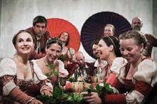 Romeo & Julia-kören till Vallentuna Teater