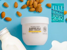 Veganska Body Yogurt vinner Elle International Beauty Awards 2019!