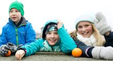 Givande samarbeten i sportlovstider –  ger barn och anhöriga möjlighet att prova på olika aktiviteteter