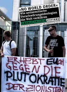 """""""No World Order"""": Wie antisemitische Verschwörungsideologien die Welt verklären"""