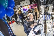 Elgiganten öppnar i Mall of Scandinavia